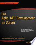 Pro Agile  NET Development with SCRUM