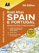 Road Atlas Spain   Portugal