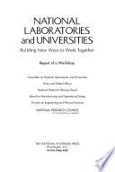 National Laboratories and Universities