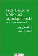Dritter Deutscher Kinder- und Jugendsportbericht