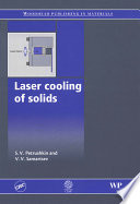 Laser Cooling of Solids
