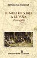 Diario de viaje a España, 1799-1800