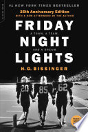 Friday Night Lights  25th Anniversary Edition