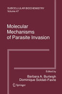 download ebook molecular mechanisms of parasite invasion pdf epub