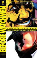 Before Watchmen  Comedian Rorschach