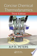 Concise Chemical Thermodynamics Third Edition book