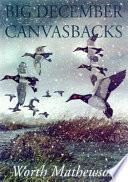 Big December Canvasbacks