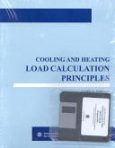 Cooling and Heating Load Calculation Principles