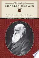 The Works of Charles Darwin  Volume 26