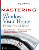 Mastering Microsoft Windows Vista Home