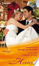 Mariage en Australie   L amour  le vrai