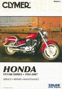 Honda Vt1100