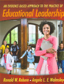 An Evidence based Approach to the Practice of Educational Leadership