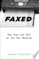 Faxed