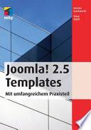 Joomla  2 5 Templates