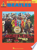The Beatles - Sgt. Pepper's Lonely Hearts Club Band Songbook