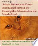 An  mie  Blutarmut bei Katzen Eisenmangel behandeln mit Hom  opathie  Sch  sslersalzen  Biochemie  und Naturheilkunde