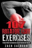 107 Rotator Cuff Exercises