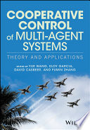 Cooperative Control Of Multi Agent Systems book