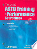 The 2006 ASTD Training   Performance Sourcebook