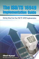 The Iso Ts 16949 Implementation Guide
