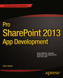 Pro SharePoint 2013 App Development