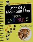 Mac OS X Mountain Lion Pas    Pas pour les Nuls