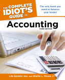 The Complete Idiot s Guide to Accounting  3rd Edition