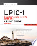 LPIC 1  Linux Professional Institute Certification Study Guide