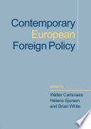 Contemporary European Foreign Policy