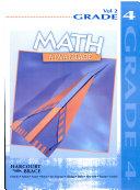 Te Math Advantage 98 Gr 4