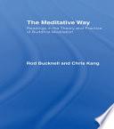 The Meditative Way
