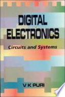 Digital Electronics Circuits And Systems