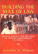 Building the Rule of Law