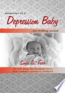 Memories of a Depression Baby     Just Kidding Around Book PDF