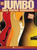 Jumbo Easy Guitar Songbook
