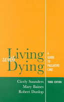 Living With Dying book