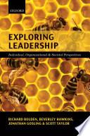 Exploring Leadership
