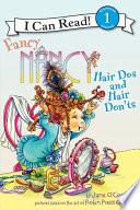 Fancy Nancy  Hair Dos and Hair Don ts
