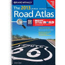 Rand McNally 2013 Large Scale Road Atlas