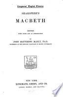 Shakspere s Macbeth