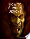 How to Summon Demons