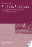 Erlebnis Stadtpark