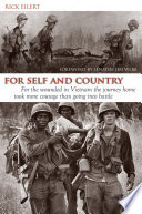 For Self and Country