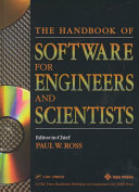 The Handbook of Software for Engineers and Scientists
