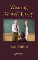 Wearing Gauss's Jersey