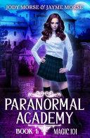 Paranormal Academy Book 1