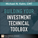 download ebook building your investment technical toolbox pdf epub
