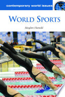 World Sports  A Reference Handbook