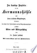 Der kundige Begleiter in der Hermannshöhle